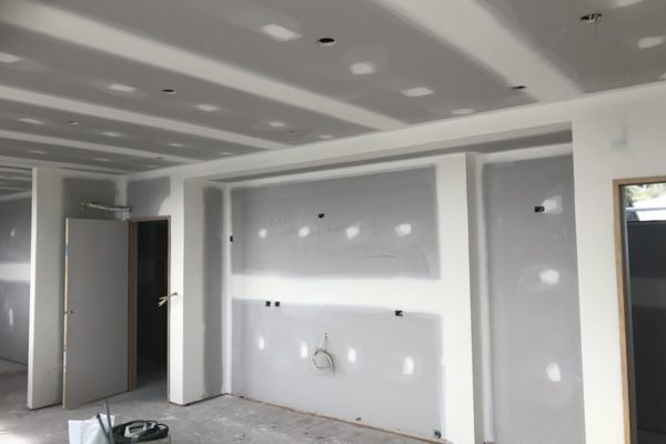 Residential plastering service in North Canterbury