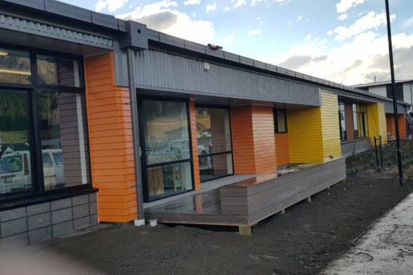 Commercial exterior painting service in Christchurch
