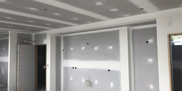 MJS Painters residential interior plastering & painting service in North Canterbury