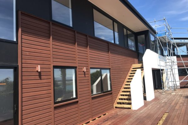 Exterior painting service in Christchurch from MJS Painters