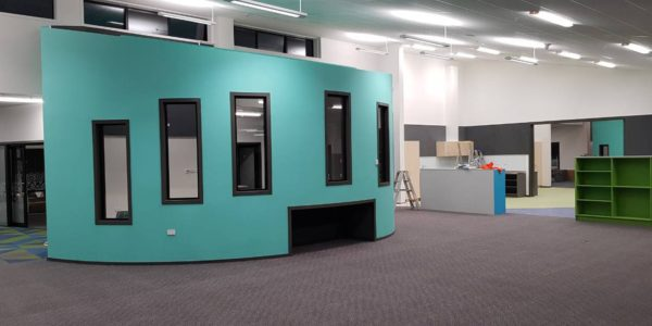 Commercial interior fire coating and painting service in Christchurch & North Canterbury