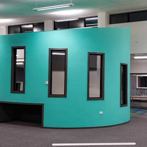 Shotover Primary School painting & plastering service