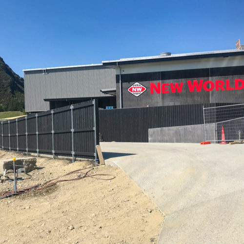 Wanaka New World Commercial interior & exterior painting service from MJS Painters